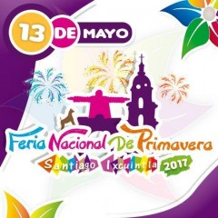 Feria Nacional de Primavera Santiago Ixcuintla 2017
