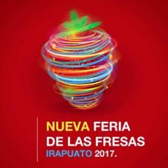 Nueva Feria de las Fresas Irapuato 2017
