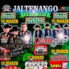 Feria Jaltenango 2018