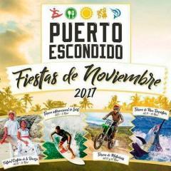 Fiestas de Noviembre Puerto Escondido 2017