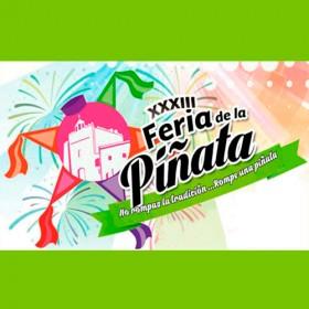 XXXIIl Feria de la Piñata Acolman 2018