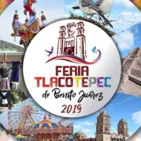 Feria Tlacotepec de Benito Juárez 2019