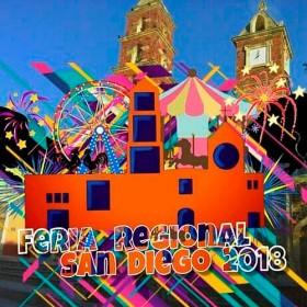 Feria Regional San Diego de la Unión 2018