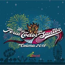 Feria de Todos los Santos Colima 2018