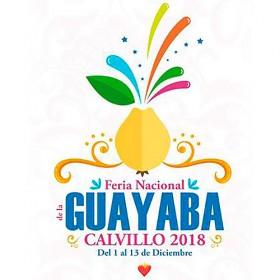 Feria Nacional de la Guayaba Calvillo 2018