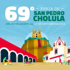 Feria de San Pedro Cholula 2019