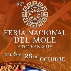 Feria Nacional del Mole San Pedro Atocpan 2018