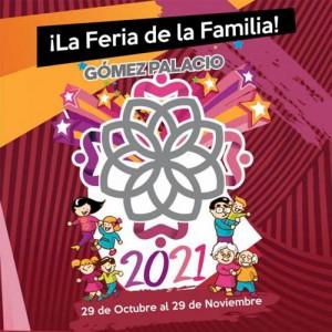 Feria Nacional Gómez Palacio 2021