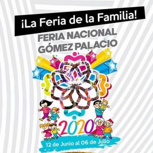 Feria Nacional Gómez Palacio 2020