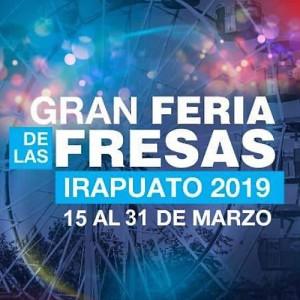 Feria de las Fresas Irapuato 2019