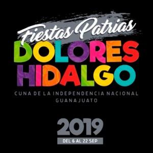 Fiestas Patrias Dolores Hidalgo 2019