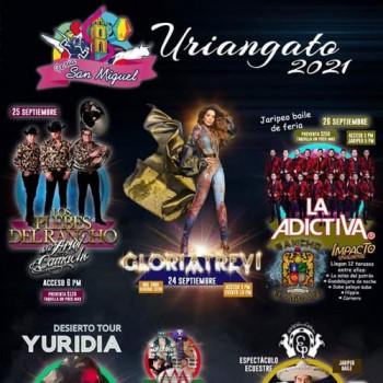 Feria Uriangato 2021