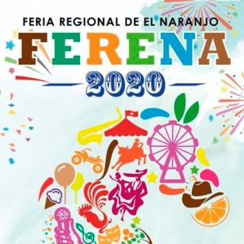 Feria Regional de El Naranjo 2020