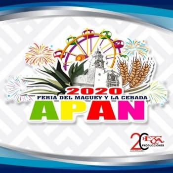 Feria del Maguey y la Cebada Apan 2020