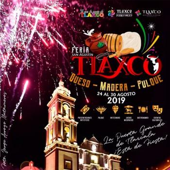 Feria de la Madera, el Queso y el Pulque Tlaxco 2019