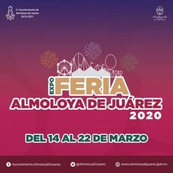 Expo Feria Almoloya de Juárez 2020