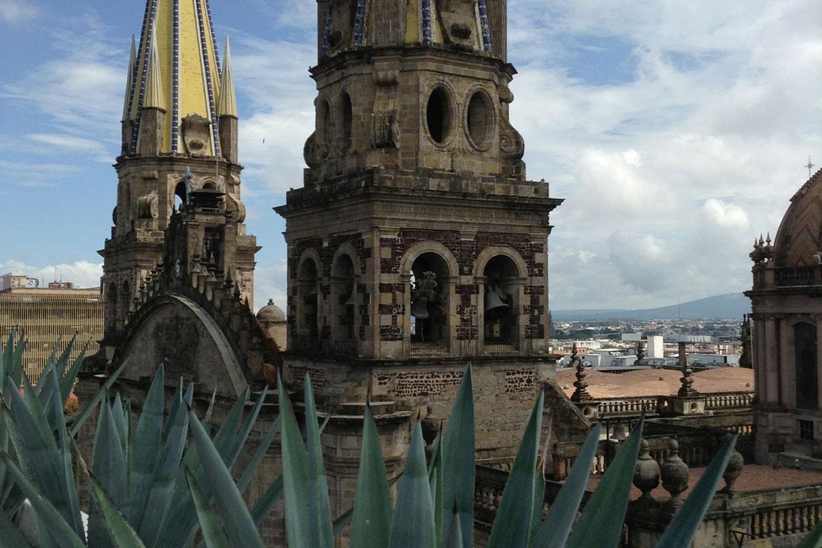 Catedral de Guadalajara, ícono arquitectónico con 4 siglos de historia