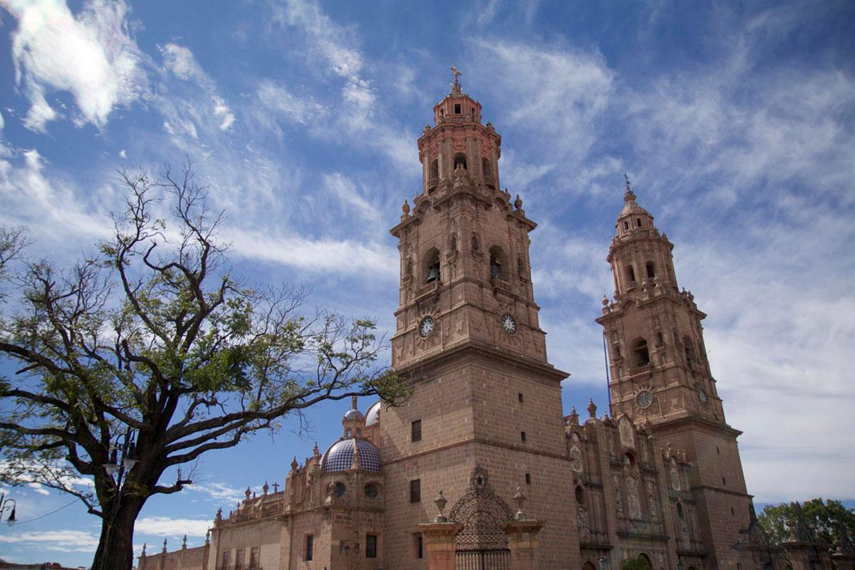 Morelia, la ciudad de más de mil monumentos históricos