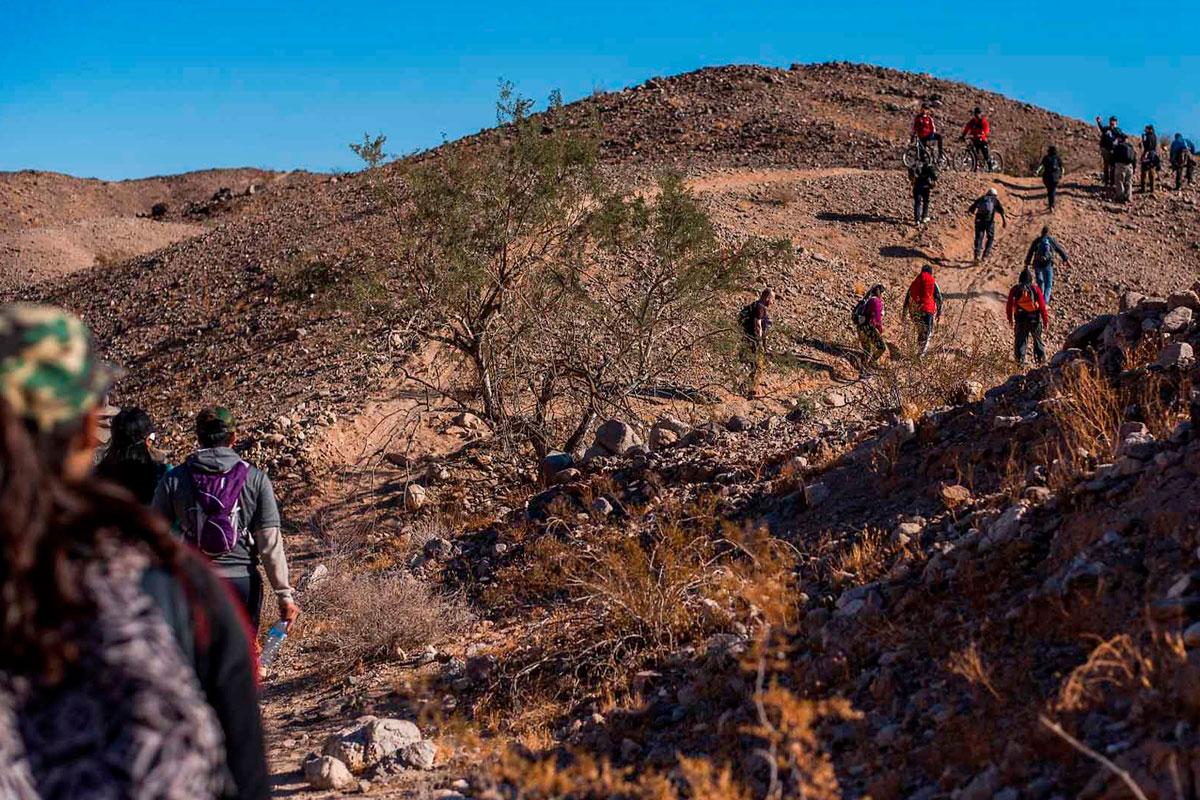 Turismo de aventura y naturaleza en la Capital del Senderismo en México