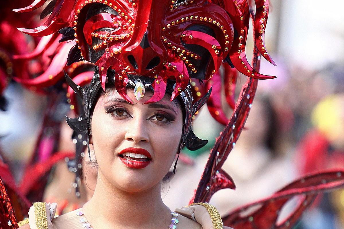 Gran Fiesta de Carnaval 2020 en Ensenada
