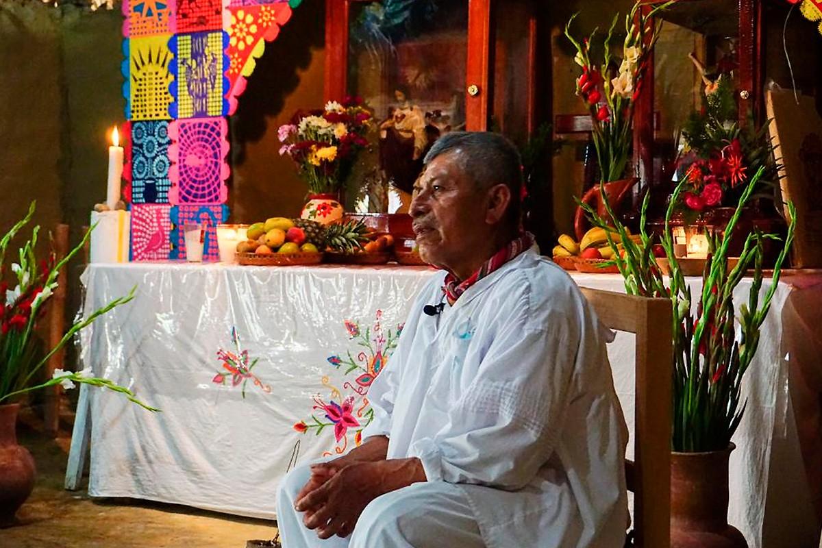 Festival del Día de Muertos en Papantla, Veracruz