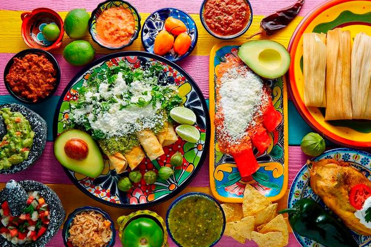 México a través de su gastronomía, un compendio de la diversidad de sus sabores