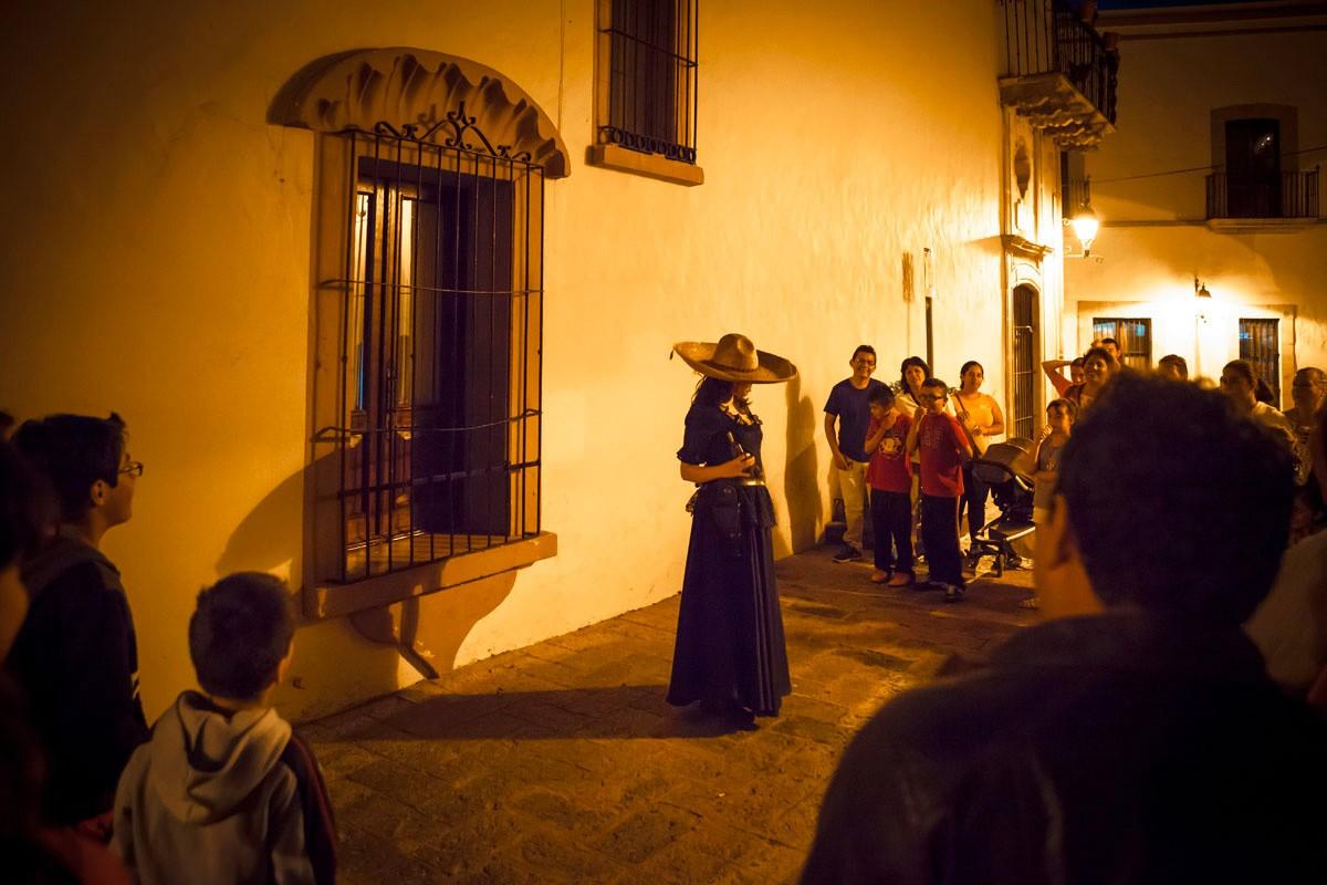 Cuatro historias ocultas de la Ciudad de Querétaro